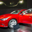 Постер, плакат: 2014 Mazda CX 5 Car Red