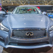 Stock Photo: 2014 Infiniti Q50 LE Concept Car