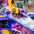 Постер, плакат: Infinity and Red Bull Formula One Car
