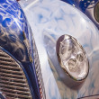Classic cars at the car show - Stock fotografie
