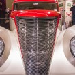 Classic Hot Rod Car at Auto Show — Foto Stock #23842775