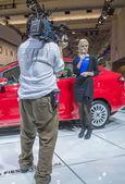 Fanfar na toronto auto pokaż 2013 — Zdjęcie stockowe