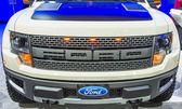 2014 Ford F150 Pickup truck — Stock Photo