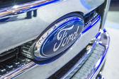Ford Logo — Stock Photo