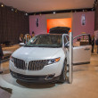 2014 Lincoln MKX SUV truck — Stock Photo