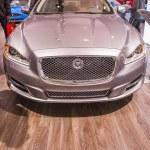 2014 Jaguar XJ Luxary Car — Stock Photo #23881133