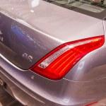 2014 Jaguar XJ Luxary Car — Stock Photo #23883235