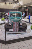 Classic trucks at the 2013 Car Show — Stock Photo