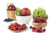 Sağlıklı meyve çeşitleri — Stok fotoğraf
