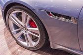 2014 Jaguar XK Grand Touring Car — Stock Photo