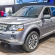 2014 Range Rover Truck — Stock Photo
