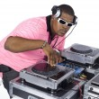 Stock Photo: Africamericdj