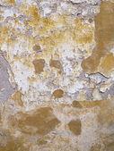 Leeftijd muur geschilderd — Stockfoto