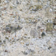 Aged stone wall background — Stock Photo