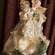 Angel christmas ornament — Stock Photo #24234139