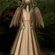 Angel ornament - Stock Photo