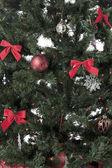 árbol de navidad decorativo — Foto de Stock