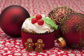 Cupcakes de decoraciones — Foto de Stock