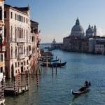 Canale Grande. Venice. Italy. — Stock Photo