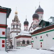 ストック写真: Trinity church in Old Cheremushki. Moscow.