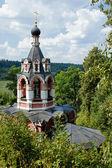 Church and hermitage in Savvino-Storozhevsky Monastery — Stock Photo