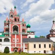 Bell tower in Savvino-Storozhevsky Monastery in Zvenigorod. Russia. — Stock Photo #50240495