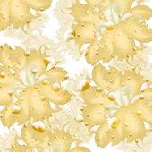 鲜花的抽象背景. — 图库照片
