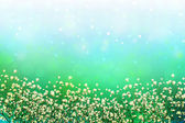 Background abstract flowers — 图库照片