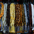 Stock Photo: Colourful Muslim Praying Beads