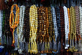 Colourful Muslim Praying Beads — Stock Photo