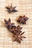 Star anise fruits — Stock Photo