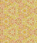 Kaleidoscope pattern — Stock Vector