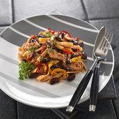 Chinese pasta — Stock Photo