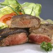 Steak or sirloin — Stockfoto