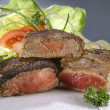 Stockfoto: Steak or sirloin