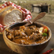 Mutton stew - Stock Photo