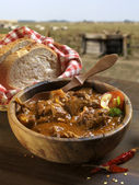 Mutton stew — Stock Photo