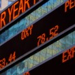 Stock Video: Stock market ticker