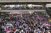 Mob thailand — Stock Photo
