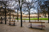Place des vosges paris — Stock Photo