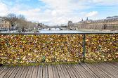 Bridge des in paris — Stock Photo