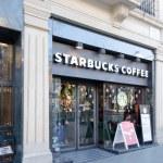 Starbucks — Stock Photo #39993347