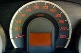 Dashboard Mile — Stock fotografie