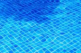 Agua de piscina — Foto de Stock