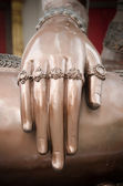 Hand of Buddha — Stock Photo