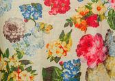 Stof bloem — Stockfoto