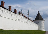 Fragment of the Kazan Kremlin — Stock Photo