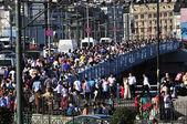 Galata Bridge — Stock Photo