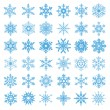 Snowflake — Stock Vector #19674003