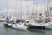 Herzliya Yacht Club — Stock Photo